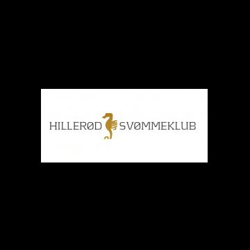 Hillerød svømmeklub logo